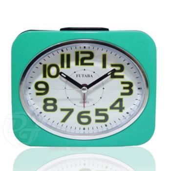 FUTABA 經典型貪睡靜音鬧鐘 W-530(兩色)