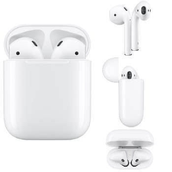 Apple原廠AirPods配無線充電盒_MRXJ2TA/A -2019