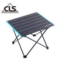 韓國CLS 鋁合金折疊蛋捲桌/摺疊桌/露營桌/登山/野餐/露營(一般型)