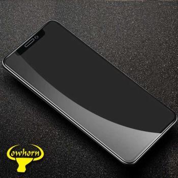 Samsung Galaxy A70 2.5D曲面滿版 9H防爆鋼化玻璃保護貼 (黑色)