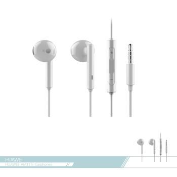 Huawei華為 原廠AM115 半入耳式耳機 3.5mm各廠牌適用【盒裝拆售款】