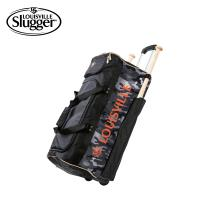 Louisville Slugger LS GAMER BAG 中型滾輪裝備袋 迷彩橘 LB15380N40