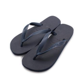 HAVAIANAS TOP 基本素色款夾腳拖鞋 藍 HF3N0029U9 女鞋 鞋全家福