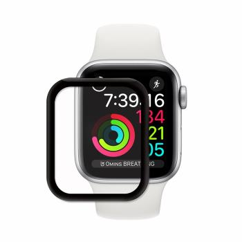 JTLEGEND Apple Watch Series 4 (44mm) TITANGUARD 3D 鋼化玻璃保護貼