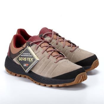 Timberland 男款中灰色絨面革GORE-TEX®休閒鞋A1Z38929