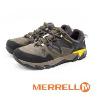 MERRELL(男)ALL OUT BLAZE 2 GORE-TEX®HIKING郊山健行鞋 男鞋-橄欖綠