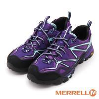 MERRELL CAPRA SPORT GORE-TEX 防水登山運動多功能 女鞋-薰衣紫