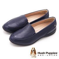 Hush Puppies Libi Bria 經典款舒適上班低跟 女鞋-深藍(另有黑)
