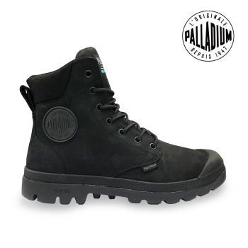 PALLADIUM PAMPA CUFF LITE+ WP防水靴-女-黑(76118-008)