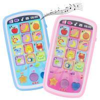 兒童音樂仿真玩具手機寶寶電話機玩具