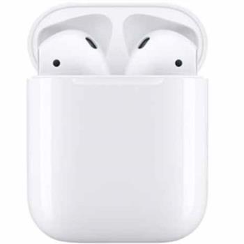 Apple AirPods2 藍牙耳機 搭配一般充電盒 (MV7N2TA/A)