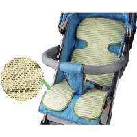 E.City_通用型兒童推車汽車安全座椅亞麻草蓆涼蓆涼墊