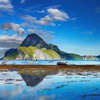 (2人成行)巴拉望朵絲帕瑪斯一島一飯店經典跳島遊6日旅遊