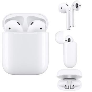 Apple AirPods 二代原廠無線藍芽耳機 _ MRXJ2TA/A - 2019 - 搭配無線充電盒