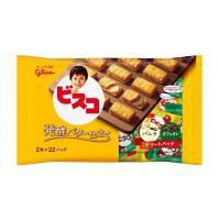 Glico格力高 奶油夾心餅乾家庭號 香草 咖啡歐蕾    190.96g 41502A32