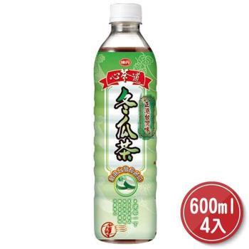 味丹-冬瓜茶560ml 4入