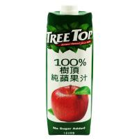 TreeTop 樹頂100 蘋果汁-1000ml