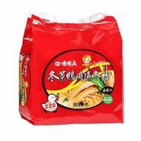 味味A-冬菜鴨肉湯冬粉 袋裝 4入