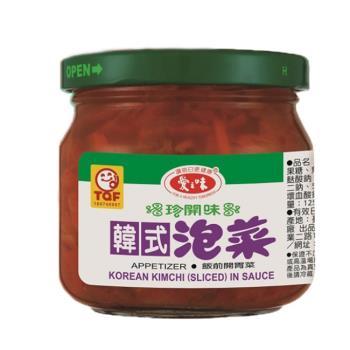 愛之味-韓式泡菜190g