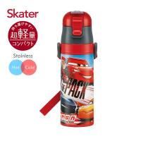Skater不鏽鋼直飲保溫水壺(470ml)閃電麥昆AHEAD