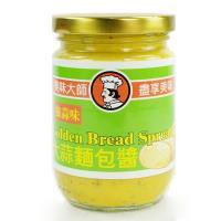 美味大師-大蒜麵包醬220g