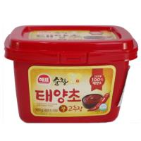 韓國SAJO太陽牌 辣椒醬中辣 500公克