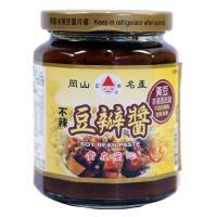 安安-岡山名產不辣豆瓣醬280g  非基改