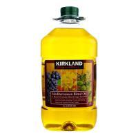 美式賣場 科克蘭地中海式調合油3L