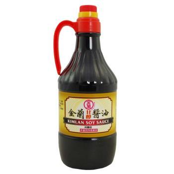 金蘭-甘醇醬油非基改1500ml