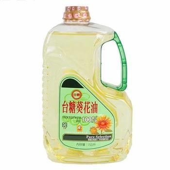 台糖葵花油2L