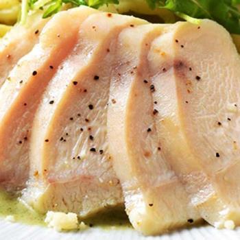 新品上市 卜蜂 Q嫩爽口輕食沙拉雞胸肉 1KG 約10-11片