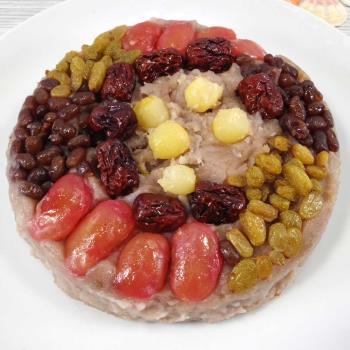 素食 老林記-芋泥八寶飯850g±10