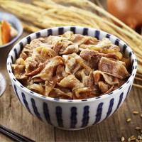 魔術食品-豬丼130g±10