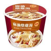 暖新上市 卜蜂 暖心杯湯系列 麻油燉雞湯 350g±10  杯