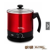 ELTAC歐頓 2.2公升不鏽鋼美食鍋 EBK-08 (附蒸架)