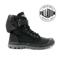 PALLADIUM PAMPA SOLID RANGER TP軍靴-女-黑