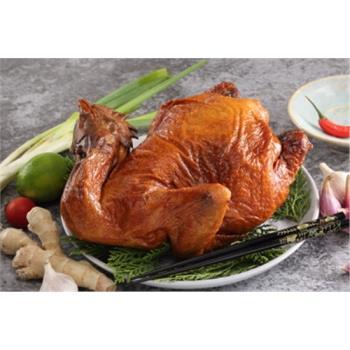 鮮味達人-煙燻甘蔗雞全雞