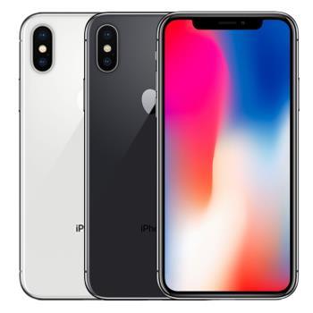 【福利品】Apple iPhone X 64GB 5.8吋智慧型手機 (八成新)
