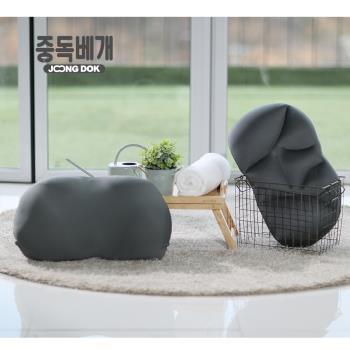 韓國JoongDok 可水洗昏睡枕2入組