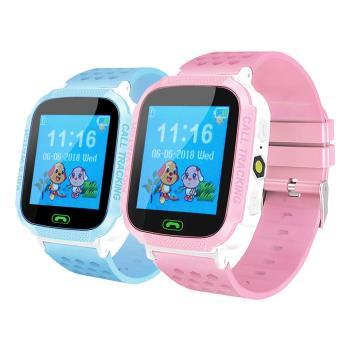 IS愛思 GW-08 PLUS 定位關懷觸控螢幕兒童智慧手錶