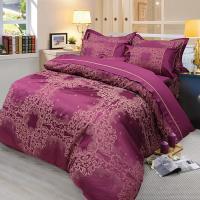 Victoria  緹花雙人七件式床罩組-迷情