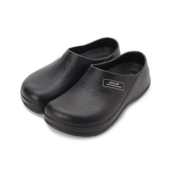 CK EVA包頭廚師鞋 黑 女鞋 鞋全家福