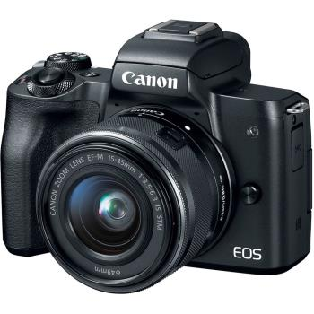 Canon EOS M50 15-45mm STM 變焦組(公司貨)
