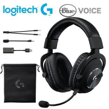 【Logitech 羅技】Pro X 專業級電競耳機麥克風
