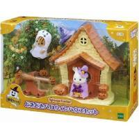 日本森林家族 森林家族萬聖節房屋組_EP28890 EPOCH