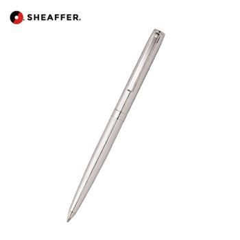 西華Sheaffer Sagaris 新飾面 原子筆-亮鉻 E2948151
