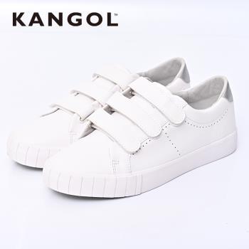 英國KANGOL限量羊皮感超模精品鞋