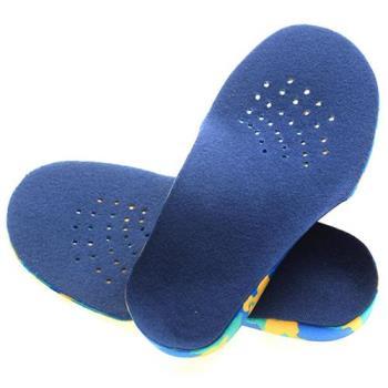 JHS杰恆社兒童扁平足內外八字美型鞋墊足內外翻美形X/O足弓墊機能鞋墊abe152 預購