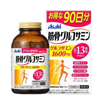 【ASAHI 朝日】軟骨素+鈣+葡萄糖胺錠(90日/瓶)-(型)