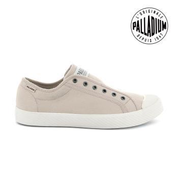 PALLADIUM PALLAPHOENIX OG SLIP-ON無鞋帶帆布鞋-女-淡粉